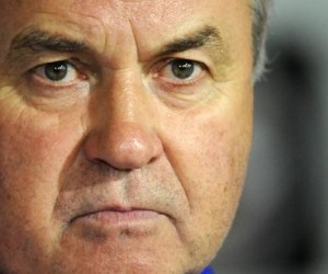 Guus Hiddink Chelsea FC's new Coach