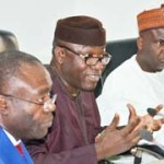 (Photonews) Fayemi, Bwari host inaugural press briefing by Ministry of Solid Minerals Development