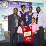 Students exhibit 78 artworks to mark UN@70 celebration in Lagos