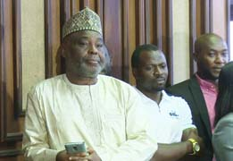 High Chief Dokpesi in court, Monday
