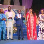 (Photonews) Gov. Dave Umahi of Ebonyi State thanks God