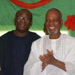 (Photonews) Fayemi, Oni, Adebayo visit Olumilua