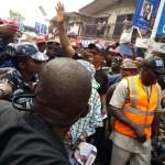 2019 elections: Lagos' Computer Village, Ladipo Market agog as Obi, Agbaje visit