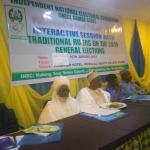 177,183 PVCs still uncollected … Gombe REC alerts