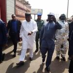 Enugu Fire:Ugwuanyi aids victims with cash donations  *His goodheart, works assure his re-election – victims; Residents hail his quick intervention