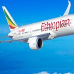 Ethiopian Airlines Boeing makes emergency landing after engine glitch