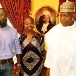 Speaker Dogara visits late Hon. Bethel Amadi's family