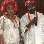 High Chief & Lolo Osuagwu celebrate Lady Chinyere Caroline Okoro in New Jersey, United States