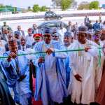 Education, wise response to Boko Haram terrorism, says President Buhari in Borno; Jets out to UK