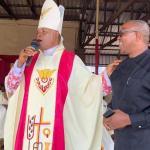 Obi advocates partnership with Church for development •Decries killing of Ex-lawmaker