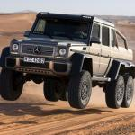 40 Years of G-Class: Weststar Celebrates the Iconic Off-Roader in Nigeria.