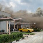 Fire guts Imo airport, VIP lounge damaged