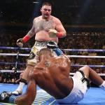 Former world boxing champion Joshua is finished, Fury says