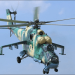 NAF combat helicopter crash-lands in Katsina