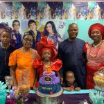 Joy as Esther Nwuba turns 10; Celebrated by family and friends