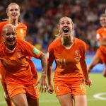 Women's World Cup: Netherlands reach first final with extra-time rocket