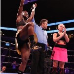 Envoy excited as feared female Nigerian boxer wins comeback bout in NY