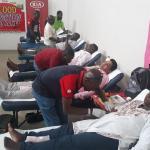 Kia, Dana Group partners Lagos State, Rotary Club on Blood Donation Camp