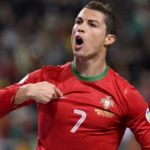 Ronaldo scores four times as Portugal rout Lithuania 5-1