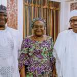 In business, we must play according to rules, President Buhari tells NACCIMA delegation; Receives new Head of Service
