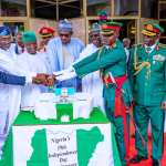 Buhari participates at 59th Independence Anniversary Celebration; Visits S' Africa over welfare of Nigerians Wednesday – Presidency