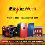iPOWER Week kicks off with massive deals, unbeatable prices on power products