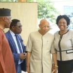 Dignitaries grace Dr. Emeka Osuji's double book presentation