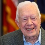 Ex-U.S. President Jimmy Carter in good spirits after brain surgery – Pastor
