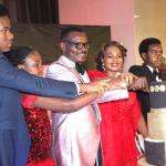 CEO Mainland Oil and Gas Limited, Prince Chris Igwe celebrates in style at 50