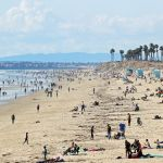 Los Angeles warns against weekend beach rush amid soaring heat
