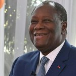 President Ouattara secures third term in office with 94.27% vote; Opposition boycotts poll