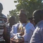 Zabarmari: Zulum leads horrified kinsmen to bury 43 farmers killed by Boko Haram … Death toll still uncertain