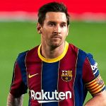 Messi makes Barca history, but no celebration as Cadiz draw in Camp Nou