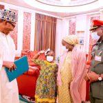 Change of Guard: Buhari's new ADC, Yusuf Dodo, assumes duty