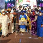 When RCCG Dominion Cathedral, New Jersey, USA celebrated 24th Anniversary