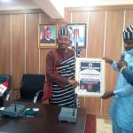 """Gombe SSG honoured with """"Warrior of Peace"""" award by Tiv youth"""