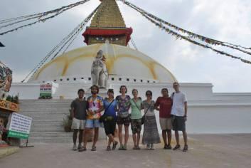 GPE Nepal Team