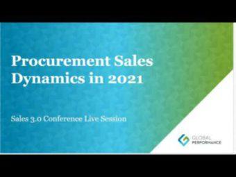 SaleSales-Procurement Dynamics in 2021