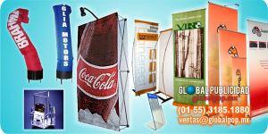 Material POP Global Publicidad (0155) 3185 1880