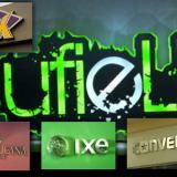 Anuncios, logos y letreros 3D
