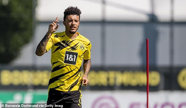 Man United Yarudi Yena Kwa Sancho-Michezoni leo