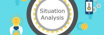 1.Situation Analysis – What is going on?