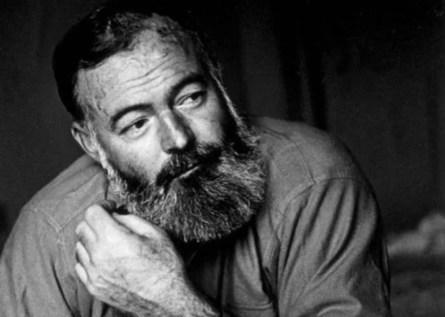 Ernest Hemingway Quotes on Love
