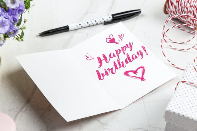 Simple Happy Birthday Wishes for Friends