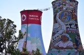 The famous Soweto towers