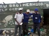 raising pigs in kenya - group photo