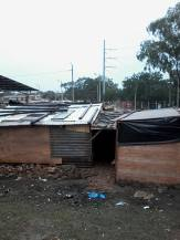 asuncion-encampment of displaced