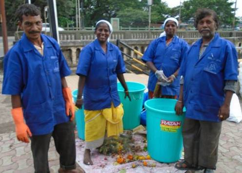 nirmalaya clean up