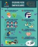 Prevención coronavirus COVID-19 general. ANR Colombia.