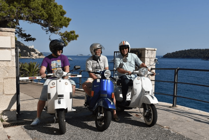 Renting a Scooter in Dubrovnik